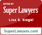 Super Lawyers - Lisa Siegel